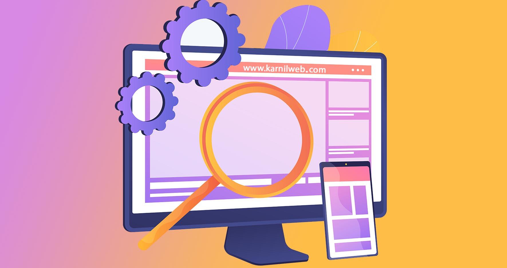 دلایل اهمیت طراحی سایت واکنشگرا - طراحی سایت